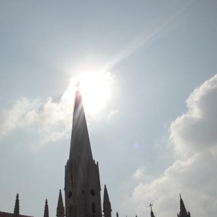Sunlight, Sony DSC-H20