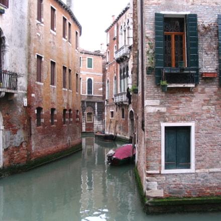 Venedig, Canon POWERSHOT A75