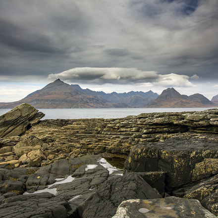 Elgol outlook, Canon EOS 5DS, Sigma 24-105mm f/4 DG OS HSM | A