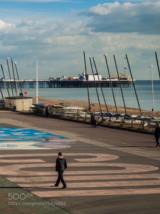 Brighton Pier with 55mm 2.2 fujinon by Mike Griggs (creativebloke)) on 500px.com