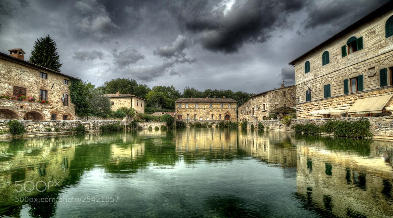 Photograph Bagni Vignone by Luca D'Ambros on 500px