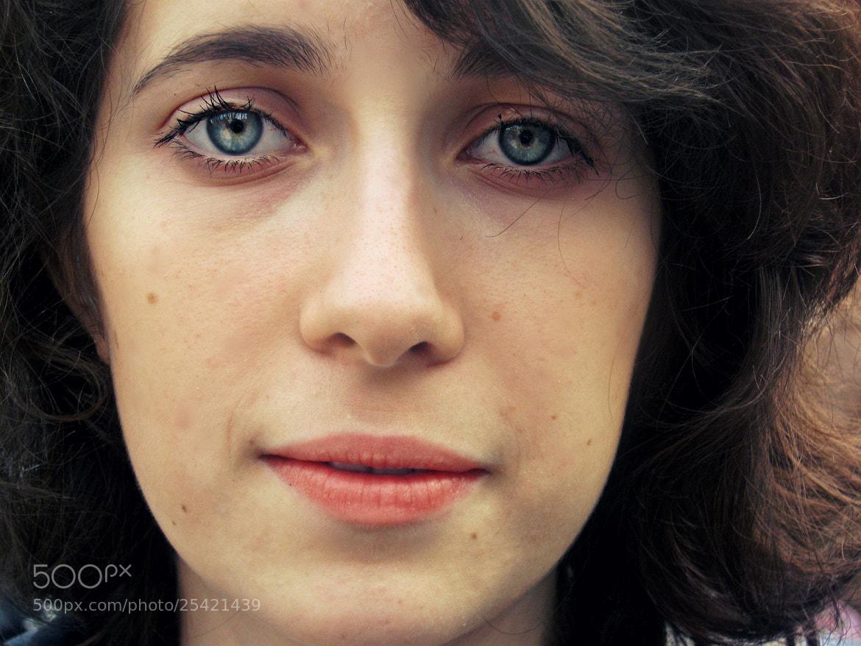 Photograph Azure eyes by Jelena Kostić on 500px