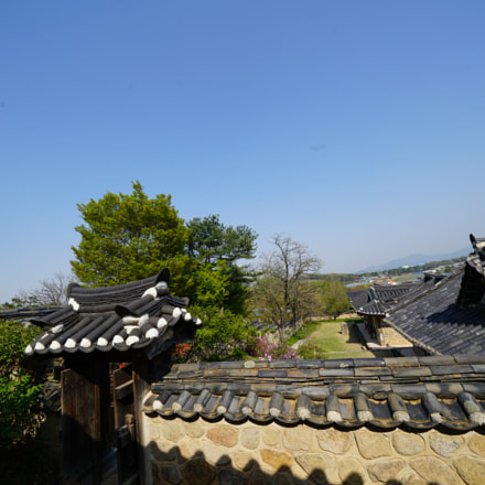 Korean Traditional House, 'HanOk', Sony ILCE-7RM2