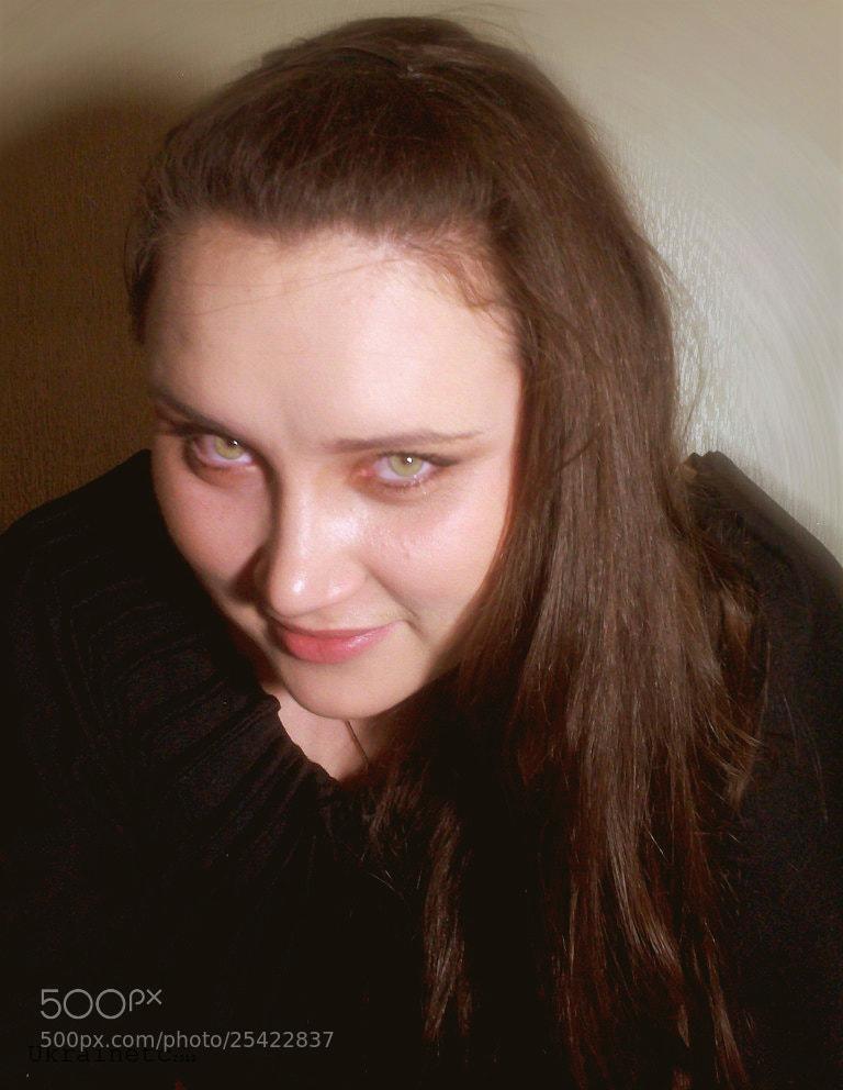 Photograph Darya by Lyuba Ukrainetc on 500px
