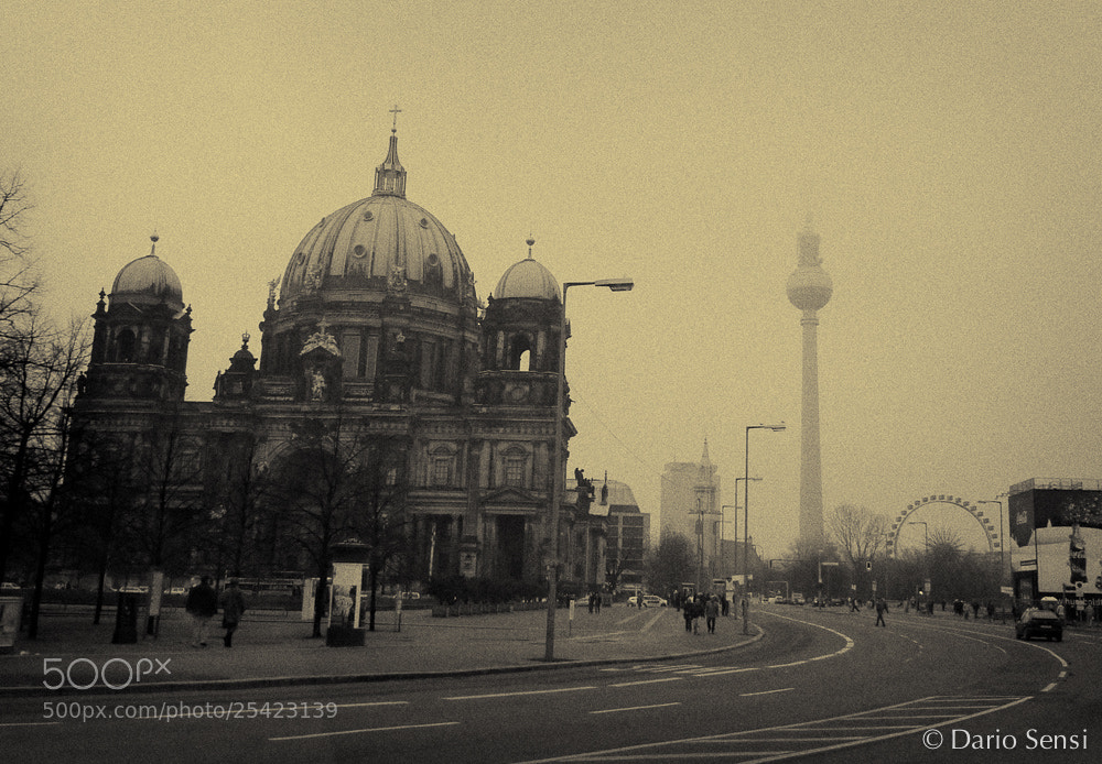 Photograph Berlin, Germany by Dario Sensi on 500px