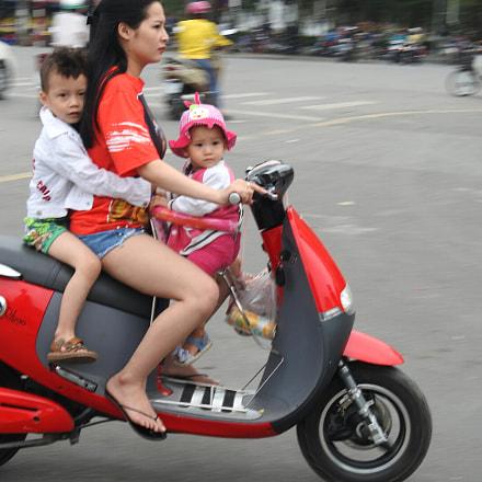 Street photography in Vietnam 2, Nikon COOLPIX P900s