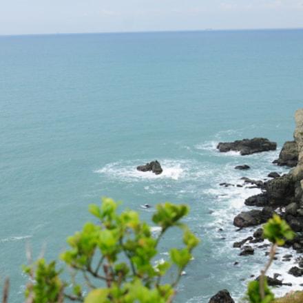 Sea side in Busan, Nikon D300, AF Zoom-Nikkor 24-85mm f/2.8-4D IF