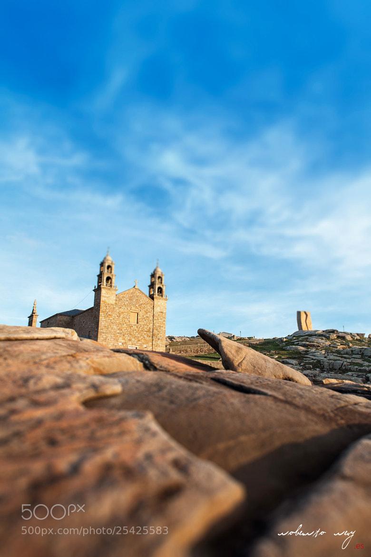 Photograph Pedra dos Cadrís, Muxia by Roberto Rey on 500px