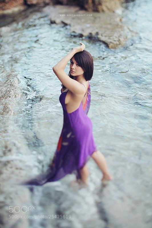 Photograph Mira by Sonya Khegay on 500px