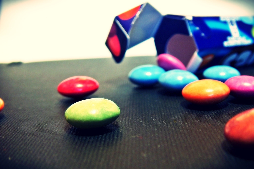 Photograph Smarties.  by Svenja W. on 500px