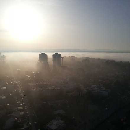 mist over the city, Samsung GT-I8750