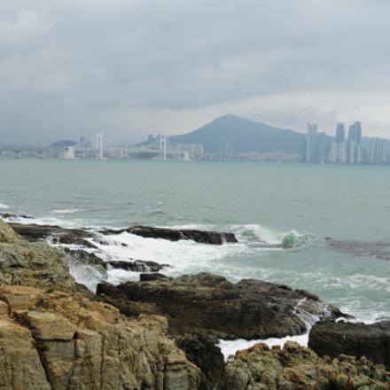 Sea side, Nikon D300, AF Zoom-Nikkor 24-85mm f/2.8-4D IF