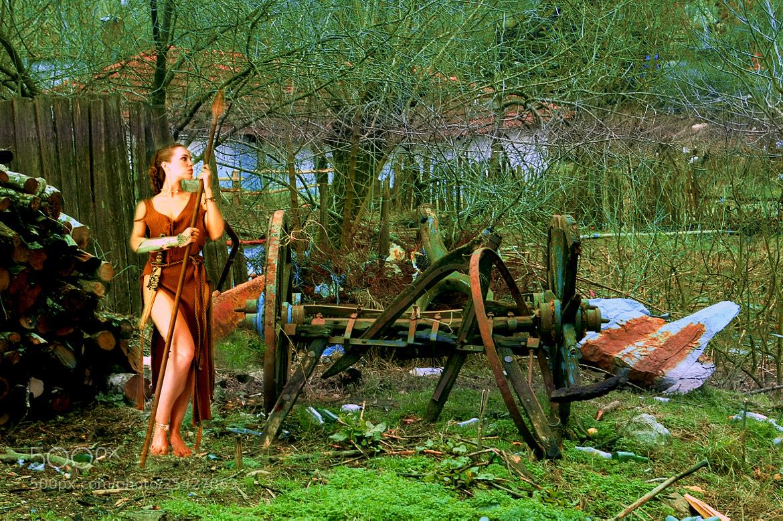Photograph Modern Amazon by ilker kursun on 500px