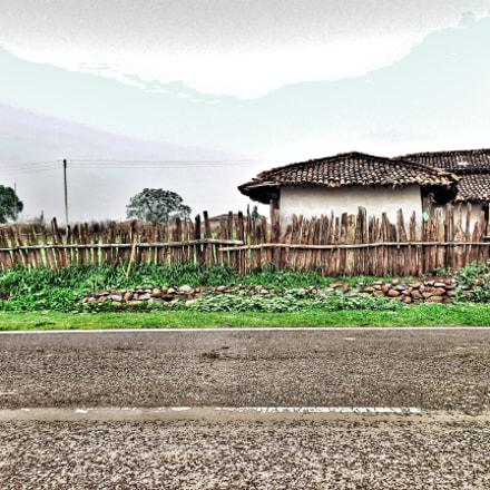Tribal Home .... Wooden work, Sony DSC-W730