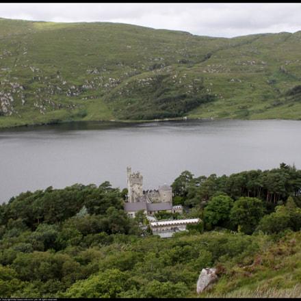 Glenveagh Castle, Canon EOS REBEL T1I, Canon EF-S 18-55mm f/3.5-5.6 IS