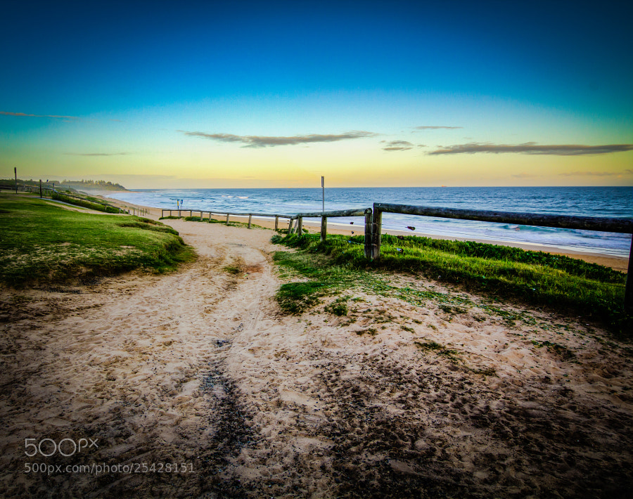 Photograph Shelly Beach by Sean Piper on 500px
