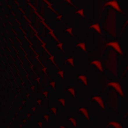 Garage Fence, Nikon D810, AF Micro-Nikkor 60mm f/2.8D