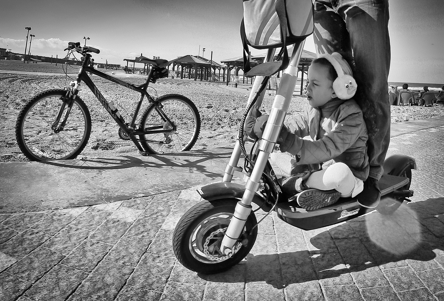 Photograph I want bicycle! by Stasinka  on 500px