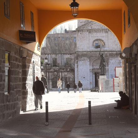 Calle de San Juan, Fujifilm FinePix J10