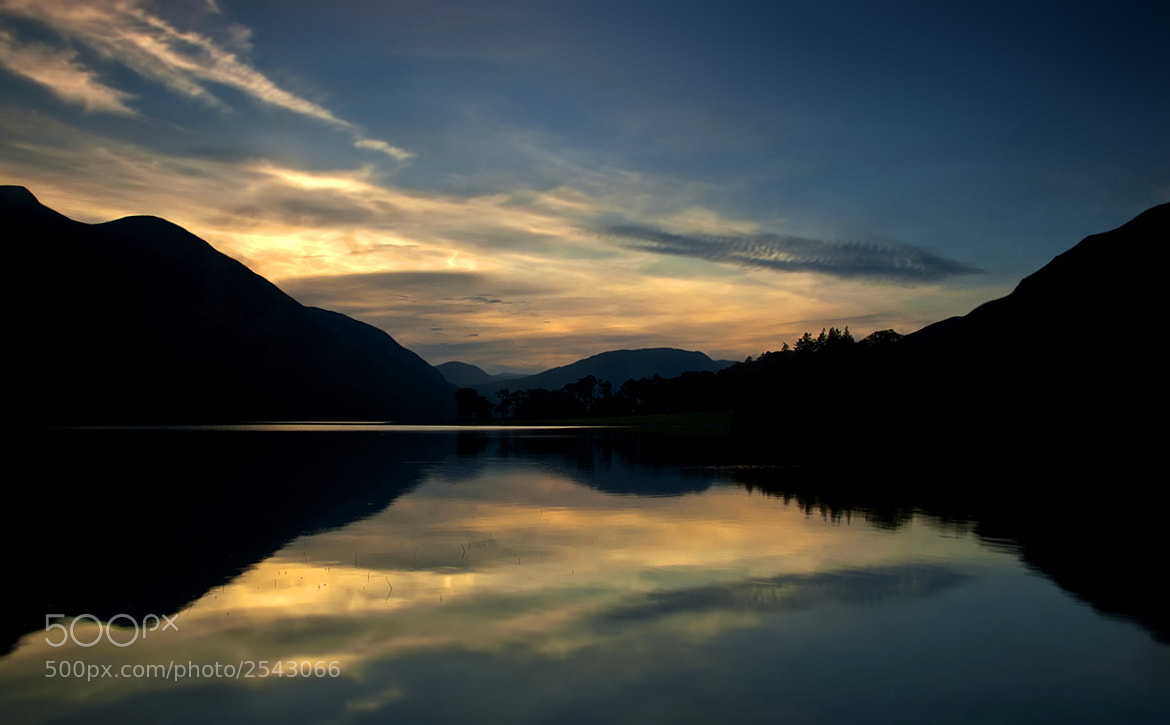 Photograph Buttermere Dusk by Melanie Branagan on 500px