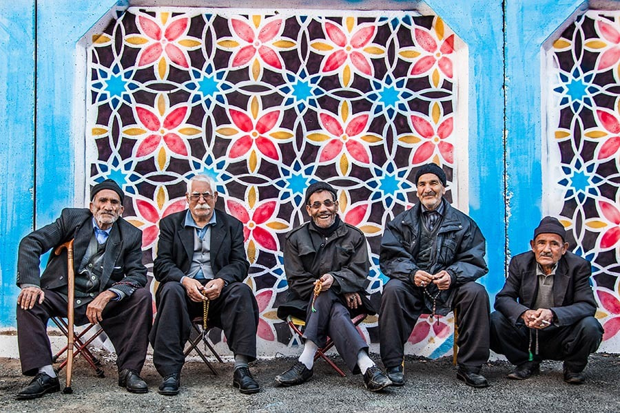 Photograph Old Men by Ali Asghar Abazari on 500px