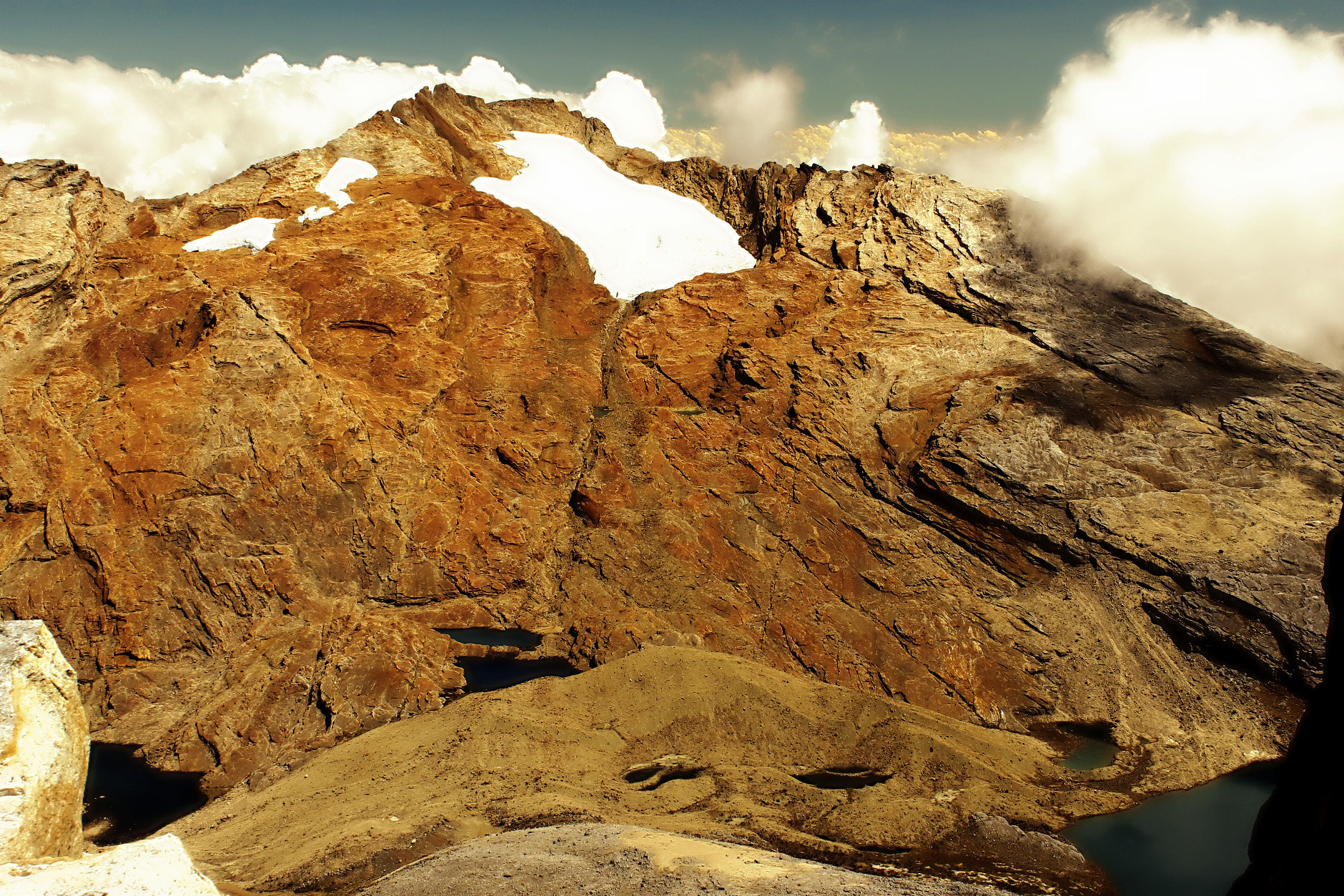 Photograph Rock mountain by Andrés GS on 500px