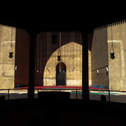Mosque-Madrassa of Sultan Hassan, Sony DSC-W630