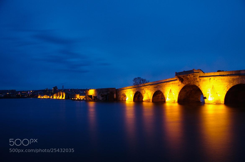 Photograph Mimar Sinan Bridge by Uğur Keskin on 500px