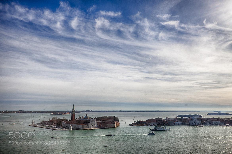 Photograph Isola di San Giorgio by Luigi Cavasin on 500px