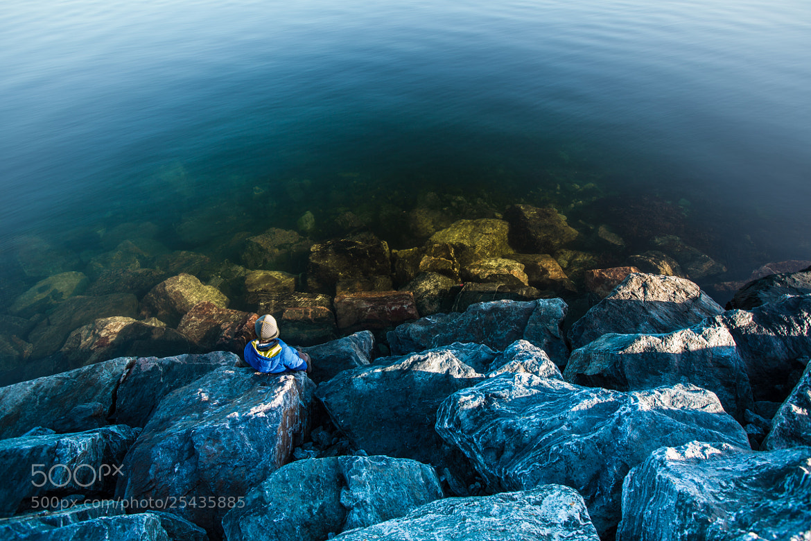 Photograph On the pier by Bjarte Haugland on 500px
