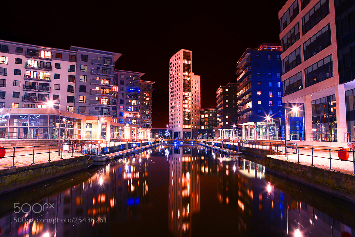 Photograph Clarence Dock by Martyn Lewis on 500px