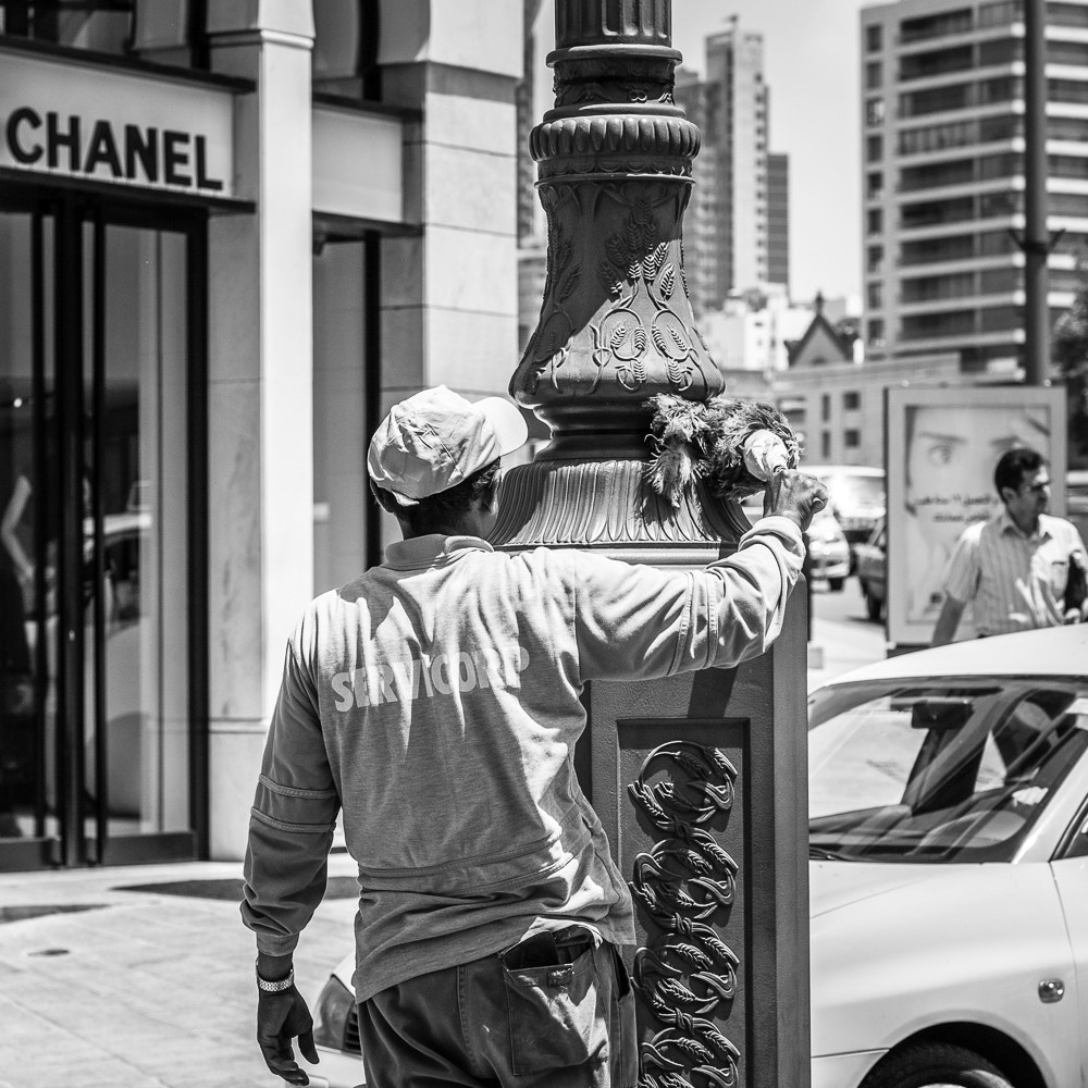 Photograph Chanel... midday 40 degrees by Nadim  Khalil on 500px
