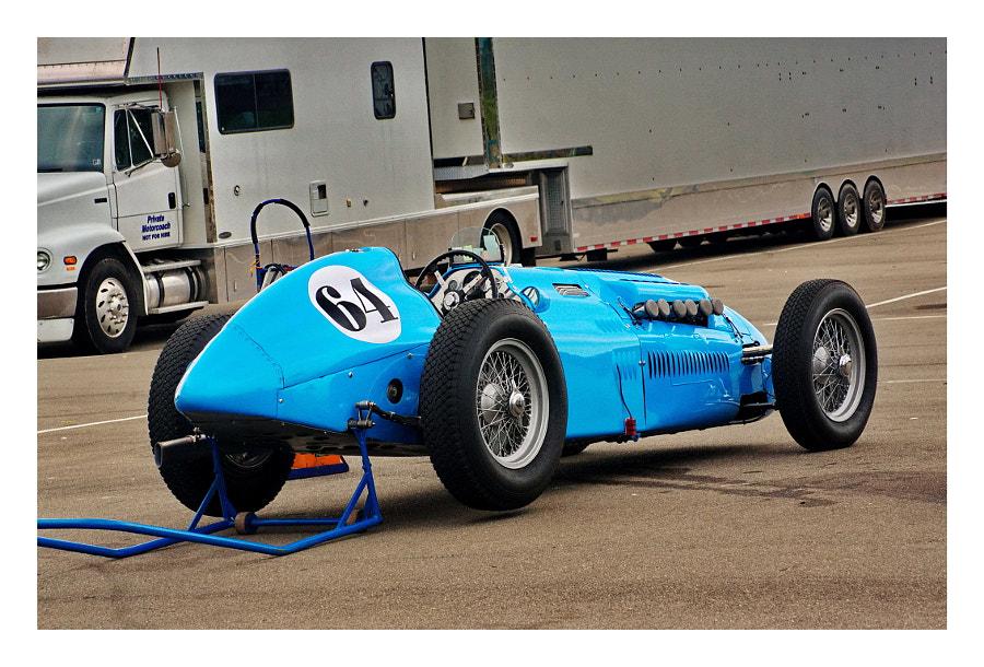 Talbot Lago Racer