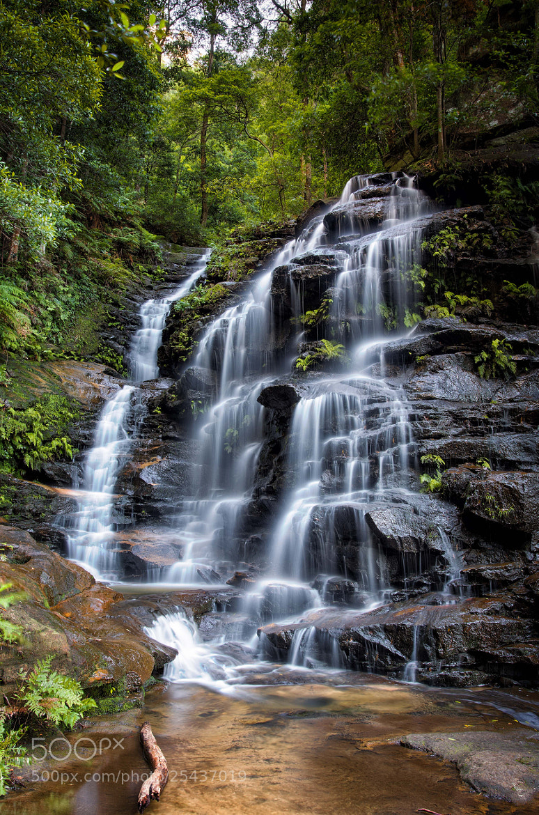 Photograph Waterfall - Sylvia Falls by Peter Craig on 500px