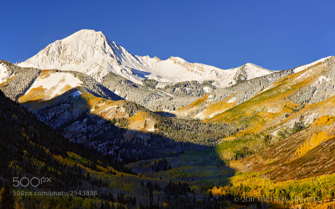 Photograph Autumnal Crescendo by Michael Menefee on 500px