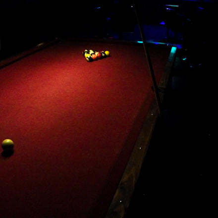 Mesa de pool, Fujifilm FinePix S2500HD