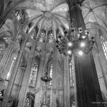 Barcelona Cathedral, Canon POWERSHOT SX20 IS