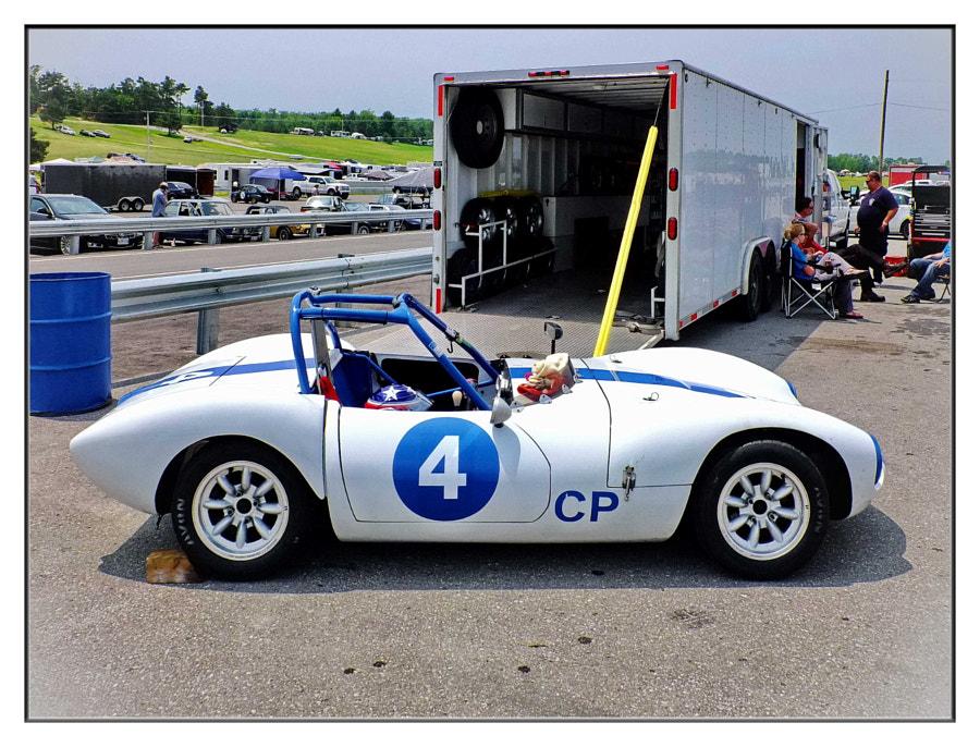 Ginetta G4 Racer