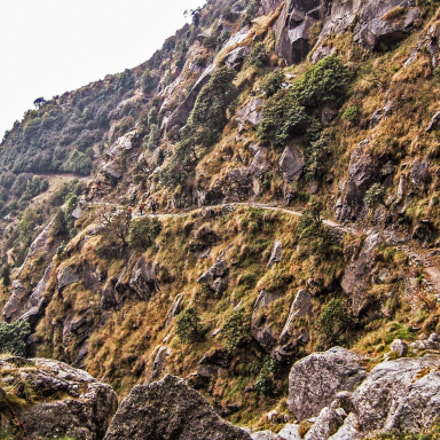 india himalai pradesz.treck., Fujifilm FinePix F700