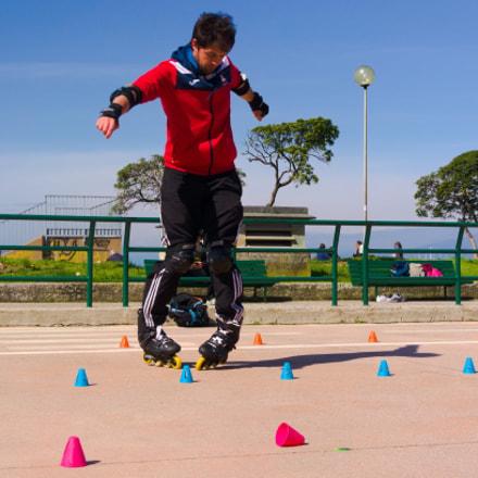Skater, Sony NEX-5N, Sony E 18-55mm F3.5-5.6 OSS