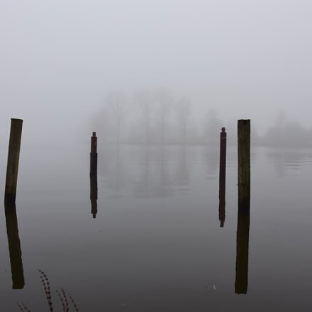 Misty morning #2, Nikon D3300, Sigma 18-35mm F1.8 DC HSM
