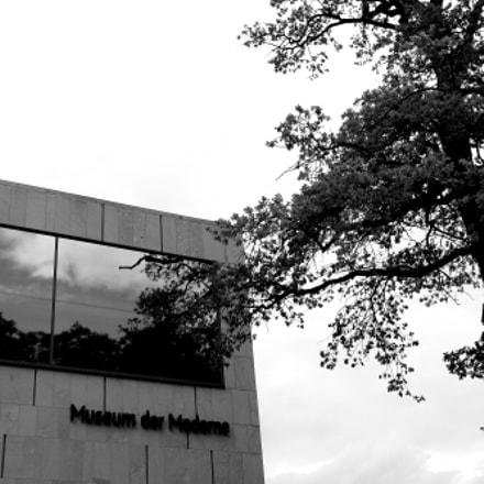 Museum Der Moderne, Canon EOS 6D, Canon EF 24-105mm f/4L IS