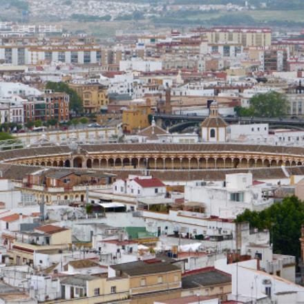 The Bullring of Sevilla, Panasonic DMC-FZ47