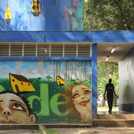 Ibirapuera Park, Canon EOS KISS X4, Canon EF 28-80mm f/3.5-5.6