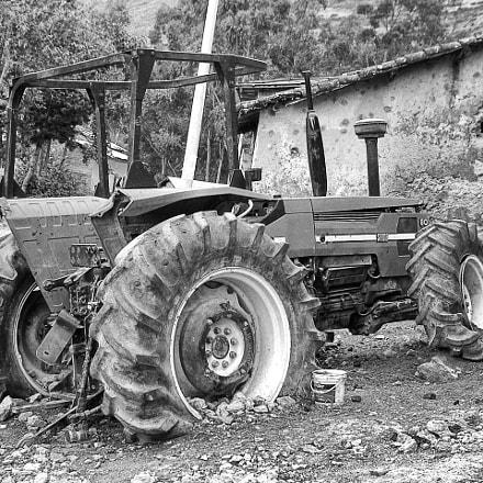 tractor malogrado, Sony DSC-S80