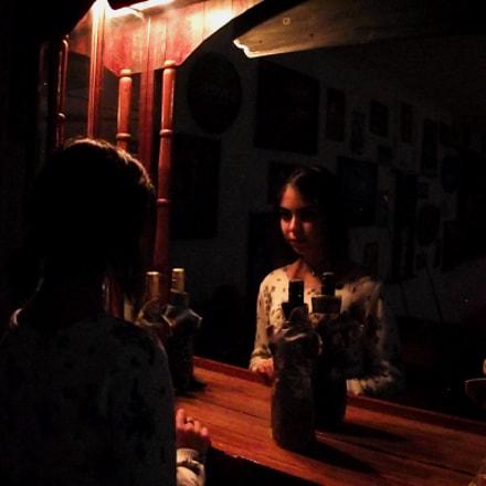 Oscuridad en el espejo, Fujifilm FinePix S2500HD