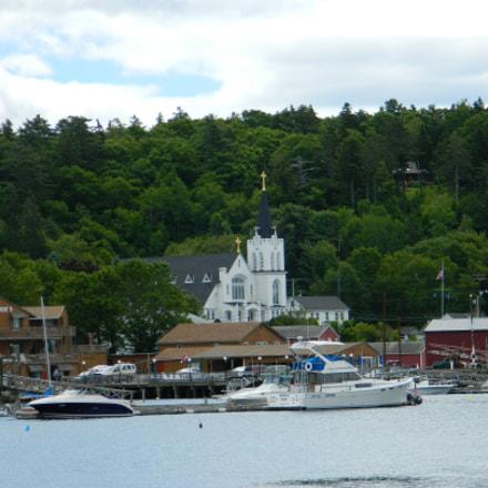 DSCBooth Bay Habor.  Maine, Nikon COOLPIX L120