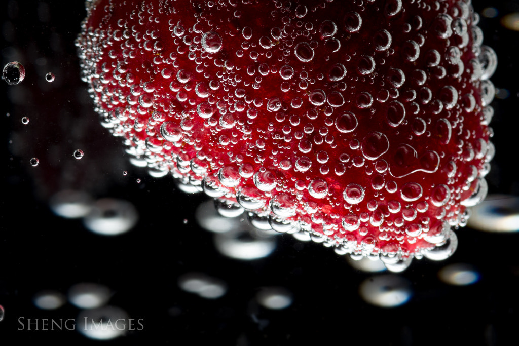 Photograph Strawberry by James Sheng on 500px