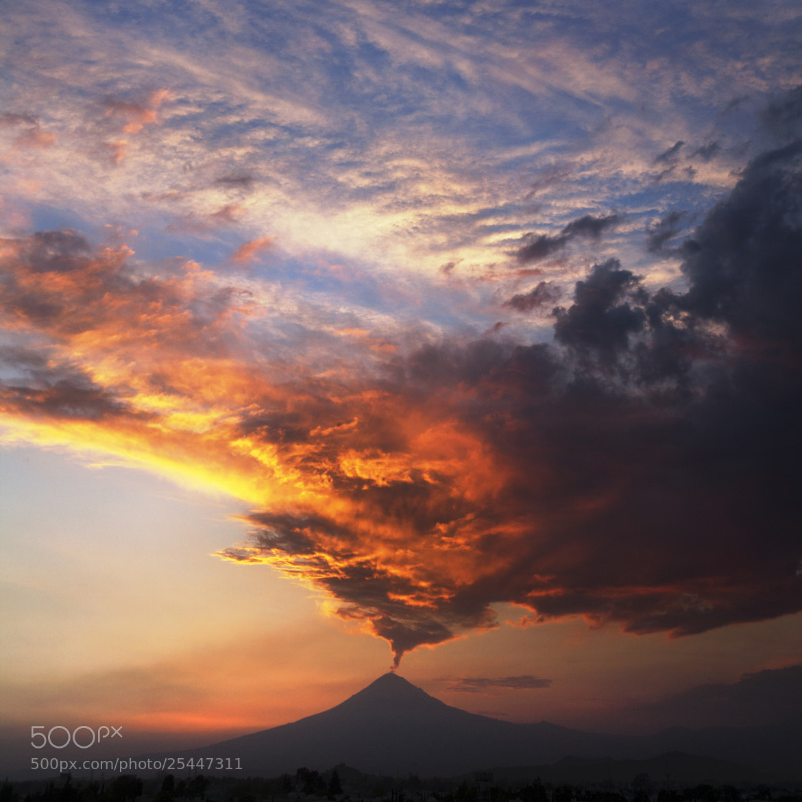 Photograph big smoker at sunset by Cristobal Garciaferro Rubio on 500px