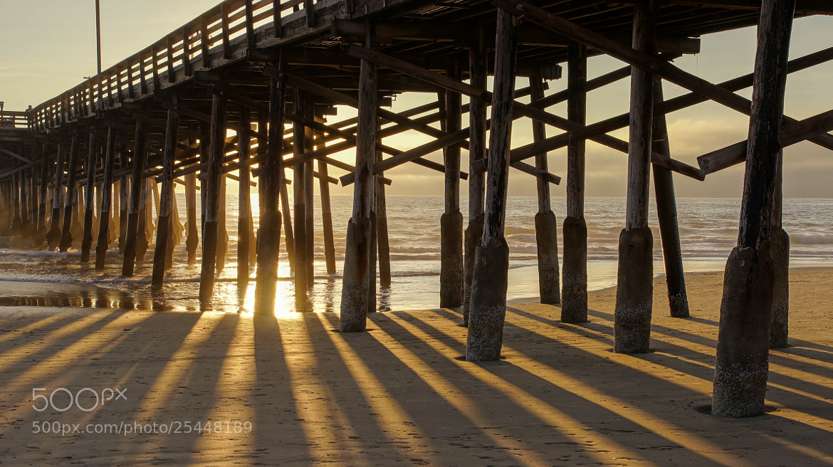 Photograph Balboa Pier by Erik Anderson on 500px